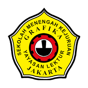 Logo SMK GRAFIKA YAYASAN LEKTUR - Jaringan IDN