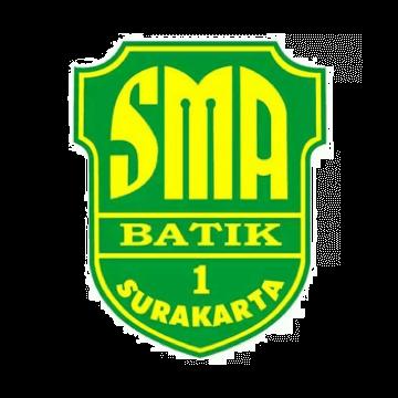 Logo SMA Batik 1 - Jaringan IDN