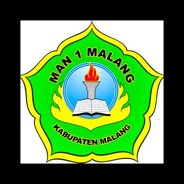 Logo MAN 1 MALANG - Jaringan IDN