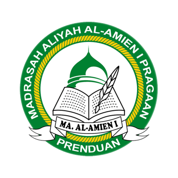Logo MA Al-Amien 1  Pragaan Sumenep - Jaringan IDN