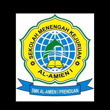 Logo SMK Al-Amien 1 Prenduan Sumenep - Jaringan IDN