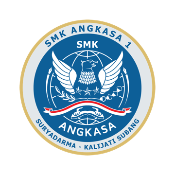 Logo SMK Angkasa 1 Kalijati - Jaringan IDN