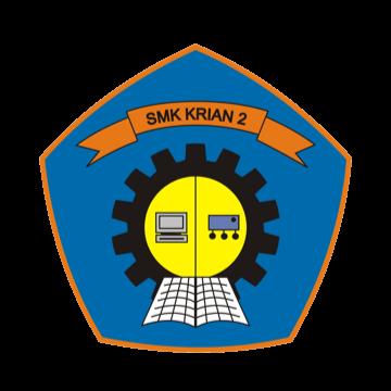 Logo SMK KRIAN 2 SIDOARJO - Jaringan IDN