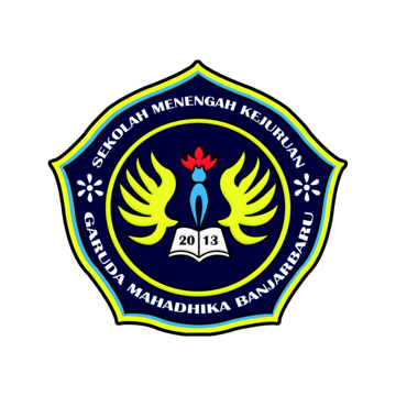 Logo SMK Garuda Mahadhika - Jaringan IDN