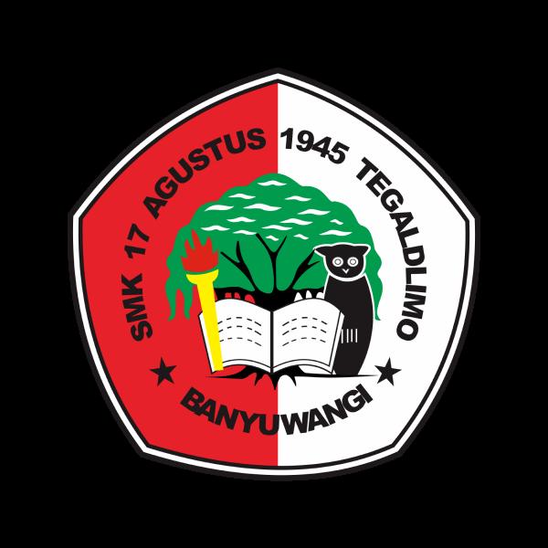 Logo SMK 17 Agustus 45 Tegaldlimo - Jaringan IDN