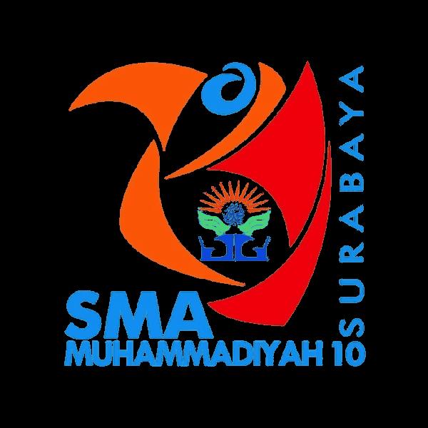Logo SMA Muhammadiyah 10 Surabaya - Jaringan IDN