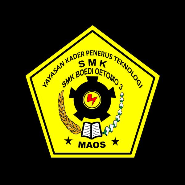 Logo SMK BOEDI OETOMO 3 MAOS - Jaringan IDN