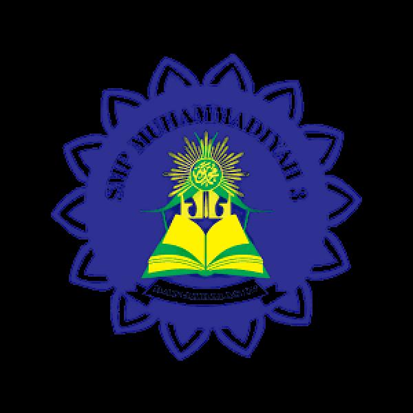 Logo SMP Muhammdiyah 3 Banjarmasin - Jaringan IDN