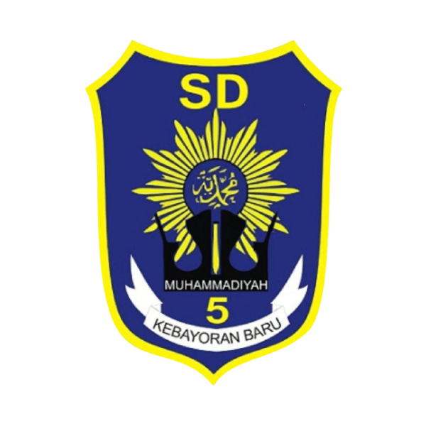 Logo SD Muhammadiyah 5 Jakarta - Jaringan IDN