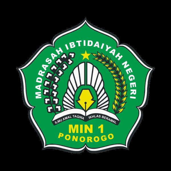 Logo MIN 1 Ponorogo - Jaringan IDN