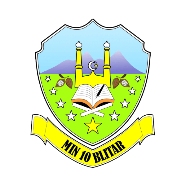 Logo MIN 10 Blitar - Jaringan IDN