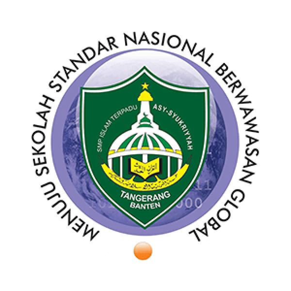 Logo SMP Islam Terpadu Asy-Syukriyyah - Jaringan IDN